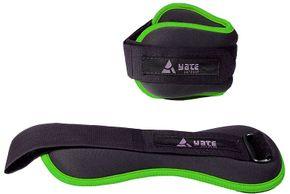 Yate Závaží na zápěstí zelená 1,5 kg