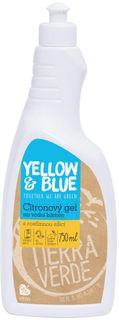 Yellow & Blue Citronový gel na vodní kámen