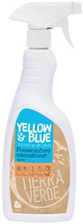 Yellow & Blue Pomerančový odmašťovač – sprej