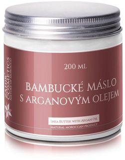 Zahir cosmetics Bambucké máslo s arganovým olejem