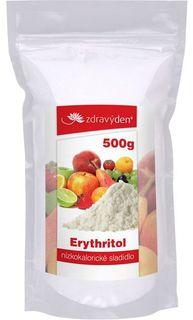 Zdravý den Erythritol 500 g