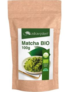 Zdravý den Matcha BIO 100 g