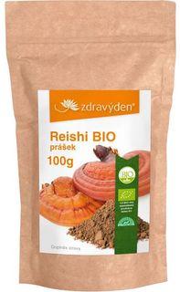 Zdravý den Reishi BIO 100 g