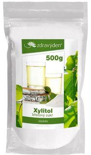 Zdravý den Xylitol březový cukr