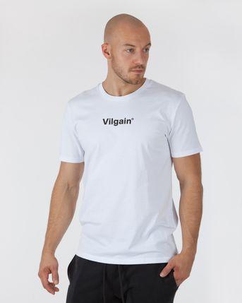Vilgain Logotype T-shirt - bílá