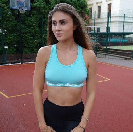 GymBeam sportovní podprsenka Simple