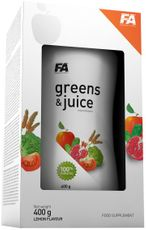 Fitness Authority Greens & Juice