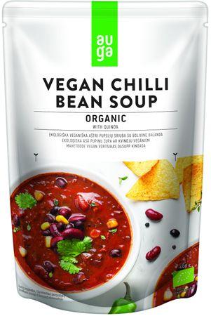 AUGA ORGANIC Fazolová polévka s chilli