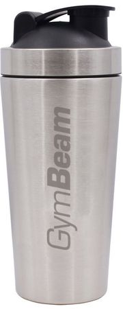GymBeam Shaker Steel