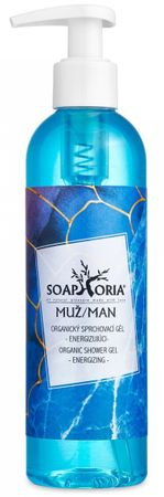 Soaphoria Sprchový gel Muž
