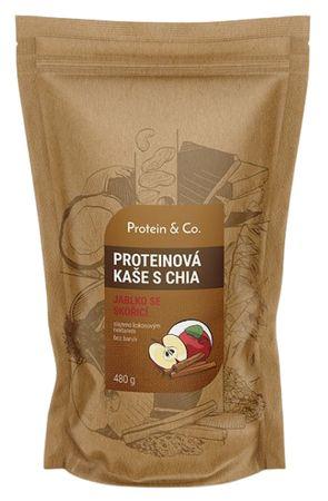 Protein & Co. Proteinová kaše s chia