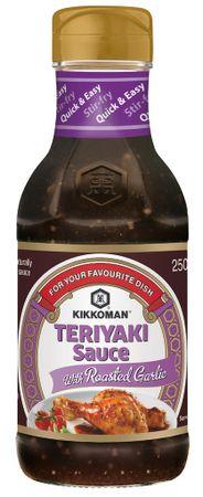 Kikkoman Teriyaki omáčka s pečeným česnekem