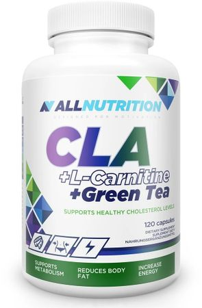 AllNutrition CLA + L-Carnitine + Green Tea