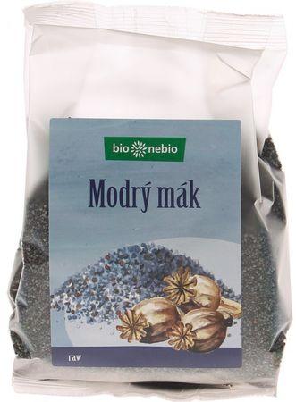 Bio Nebio Mák modrý český