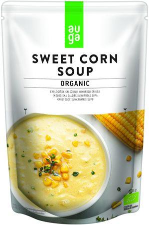 AUGA ORGANIC Kukuřičná polévka