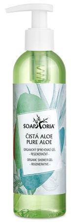 Soaphoria Sprchový gel Čistá aloe vera