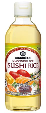 Kikkoman Seasoned vinegar for sushi rice