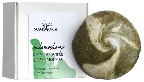 Soaphoria Tuhý šampon na mastné vlasy BalancoShamp