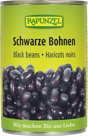 Rapunzel Černé fazole sterilované BIO