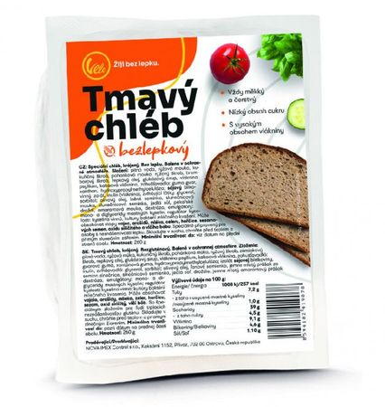 VeLe Tmavý chléb