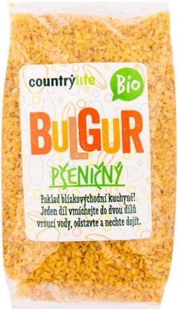 Country Life Bulgur pšeničný BIO