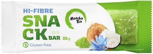 Matcha tea Snack bar