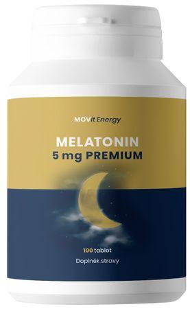MOVit Energy Melatonin Premium