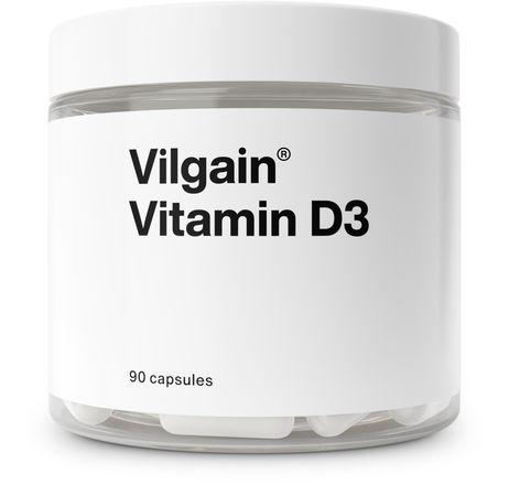 Vilgain Vitamin D3