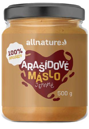 Allnature Arašídové máslo
