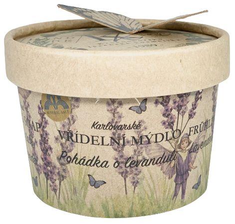 Krušnohorská lázeňská kosmetika Vřídelní mýdlo