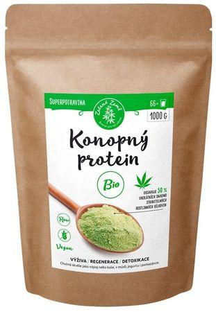 Zelená Země Konopný Protein BIO