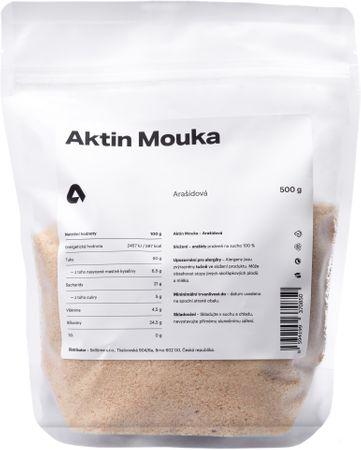 Aktin Arašídová mouka 500 g