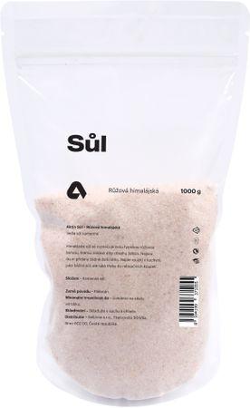 Aktin Himálajská sůl