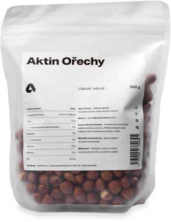 Aktin Lískové ořechy