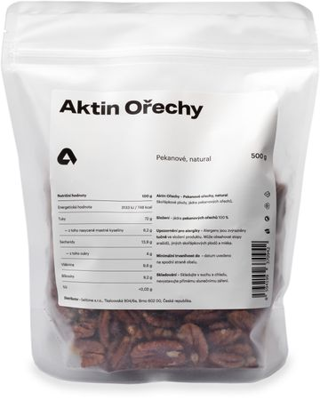 Aktin Pekanové ořechy