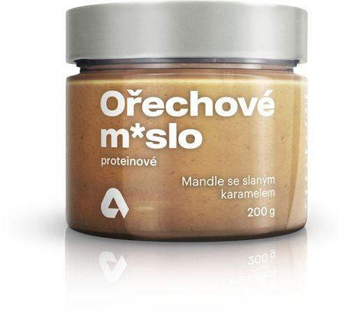 Aktin Proteinové ořechové máslo mandle/slaný karamel 200 g