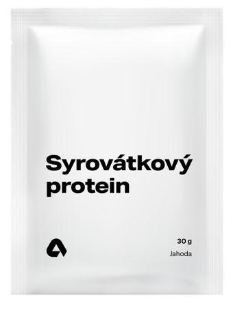 Aktin Syrovátkový protein jahoda 30 g