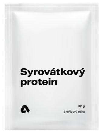 Aktin Syrovátkový protein skořicová rolka 30 g