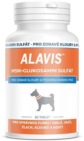 Alavis MSM + Glukosamin sulfát