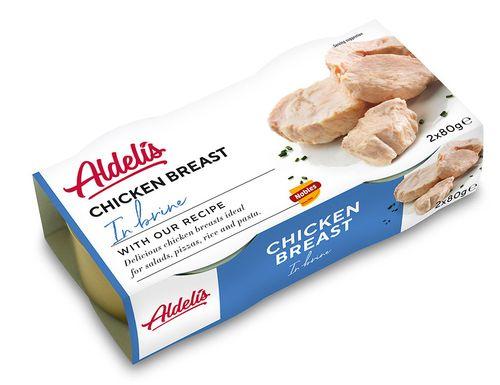 Aldelis Kuřecí prsa ve slaném nálevu