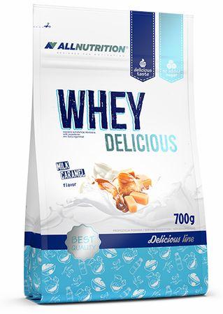 AllNutrition Whey Delicious Protein bílá čokoláda/kokos 700 g