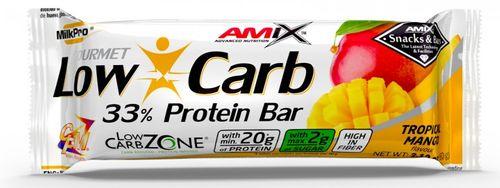 Amix Low-Carb 33% Protein Bar mango 60 g
