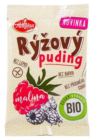 Amylon BIO Rýžový Puding