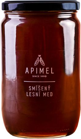 Apimel Smíšený lesní med