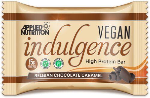 Applied Nutrition Vegan Indulgence Bar karamel s kakaem 50 g