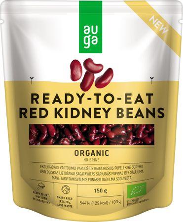AUGA ORGANIC Červené fazole 150 g