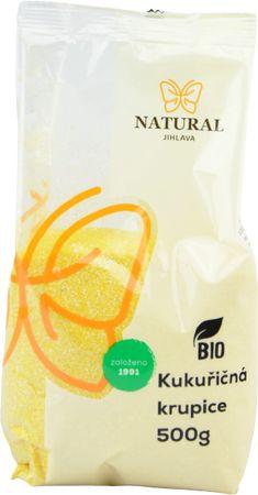 Natural Jihlava Krupice kukuřičná BIO