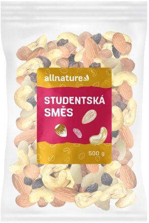 Allnature Studentská směs