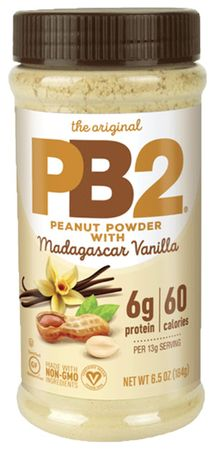 Bell Plantation PB2 Powdered Peanut Butter vanilka 184 g