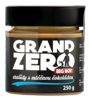 BIG BOY Grand Zero s mléčnou čokoládou